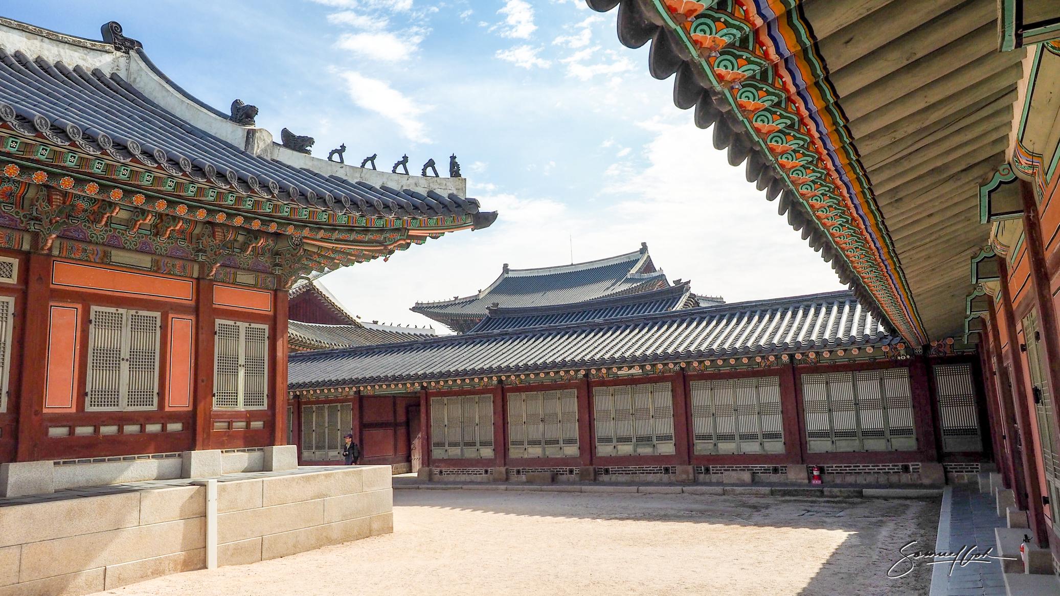 Gyeongbokgong, Seoul, South Korea