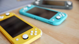 The Nintendo Switch Lite Announced